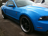Shelby GT500 Detailing
